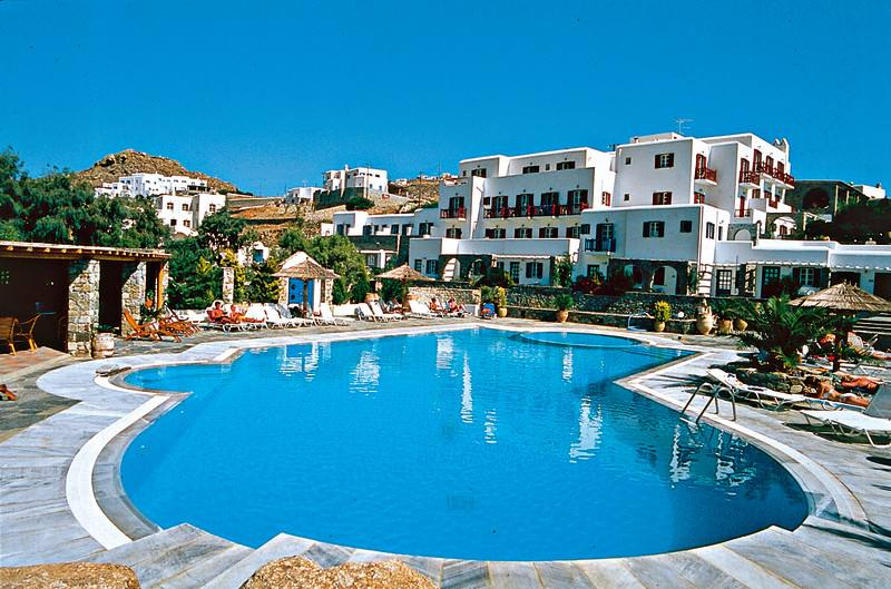 Hotel Kamari Beach - Platis Gialos - Mykonos